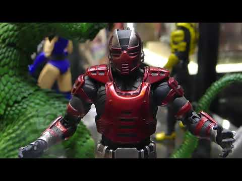 Storm Collectibles SDCC 2018 Display! Mortal Kombat, Street Fighter, Injustice & More!