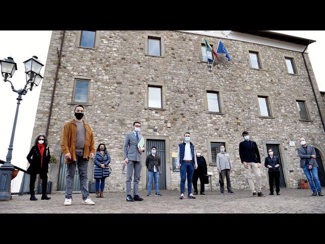 Cooperativa Comunità dè Pazzi Baschi umbriaTV 2 novembre 2020