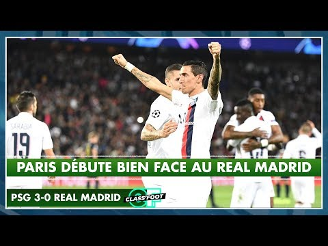 Paris surclasse le Real ! PSG 3-0 Real Madrid (Debrief match
