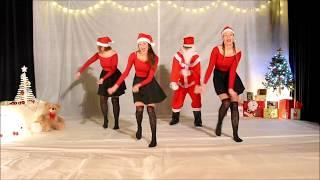 BRING ME LOVE (John Legend) Christmas Dance Fitness /new xmas choreo 2018/2019 DANCING SANTA, ADC