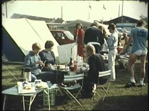 Godmorgen på teltpladsen - Landsstævne 1985