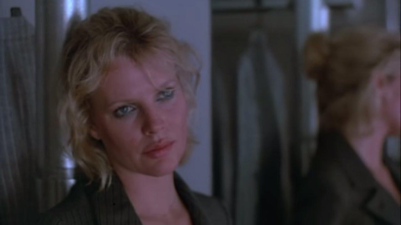 Mickey Rourke And Kim Basinger In 'Nine 1/2 Weeks'