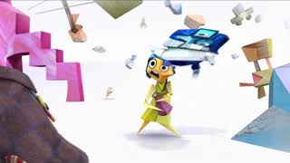 Бинго Бонго нашел короткий путь ... отрывок из мультфильма (Головоломка/Inside Out)2015