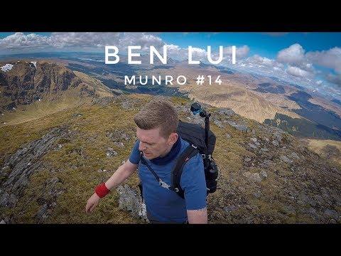 Ben Lui, Munro #14 13.05.2018