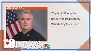 Knoxville School Shooting: Wounded Officer Identified