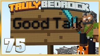 Truly Bedrock E75 Good Talk Mountain | Minecraft Bedrock, MCPE, MCBE