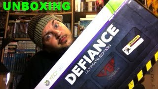 DEFIANCE ULTIMATE EDITION UNBOXING | Scottsquatch