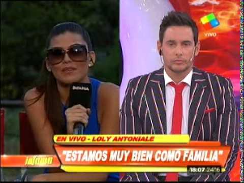 Mariana Antoniale contó cómo fue la propuesta de casamiento de Jorge Rial
