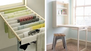 21 Space Saving Ideas For Your Studio Apartments