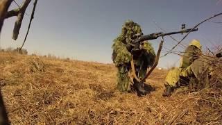 Обучение снайперов на Дальнем Востоке