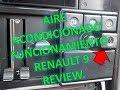 Como funciona el Aire Acondicionado de tu auto, todos los autos Renault 9/11.