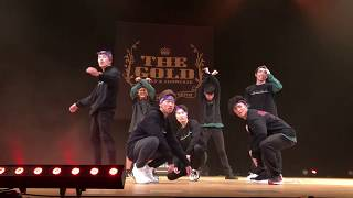 【the Gold 10th Anniversary】執行猶予 Double Dutch