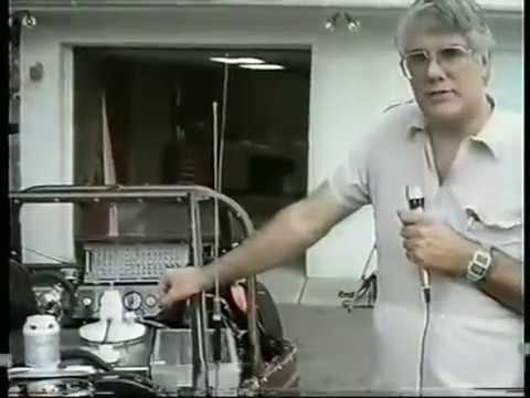 Stanley Meyer 1992 Interview Water Powered Car Explanation