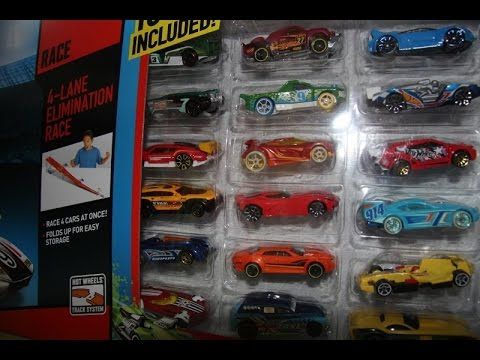 Big Wheels For Kids >> Hot wheels cars ! Big box! - YouTube
