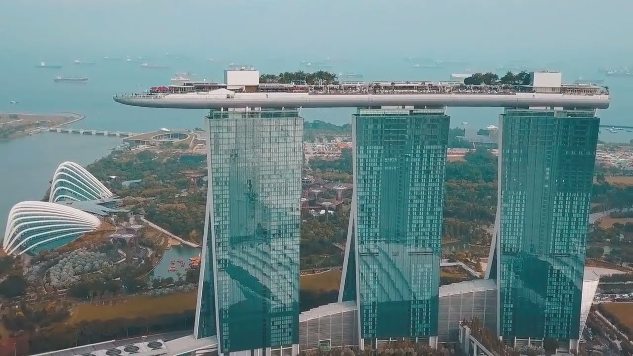 Singapore Marina Bay Sands Hotel Can T Control My Drone