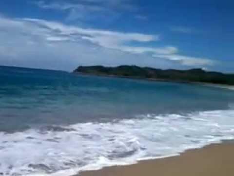 Prayerwalking. Tambak Rejo Beach. After Kelud Eruption. (1)