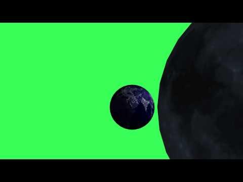 """earth and moon"" free green screen effects - bestgreenscreen thumbnail"
