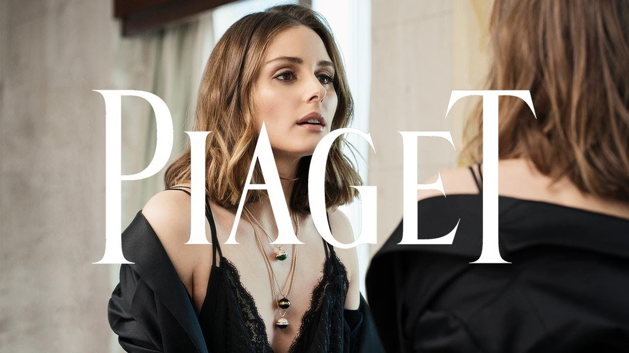 Olivia Palermo And Piaget Possession Color Block Youtube
