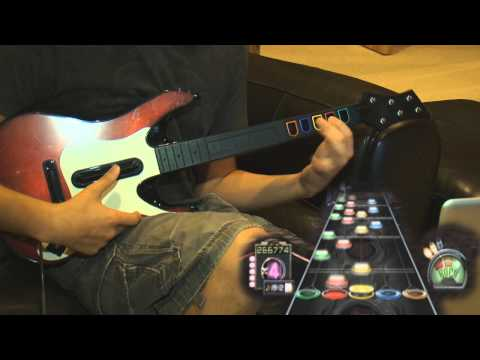 UFO Guitar Hero 3 Custom 100% FC Full Combo