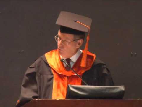 Grado Honoris Causa de la Universidad Icesi a Luis Alberto Moreno Mejía