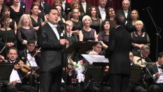Engürü TMD Gayrımüslim Bestekarlar II. Özel Konseri Bölüm 5 04/05/2013