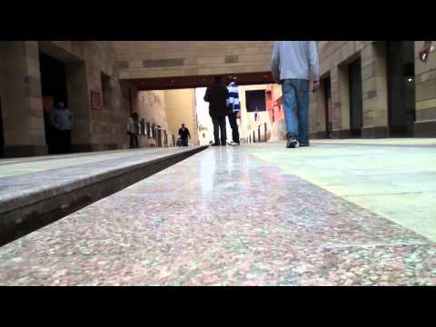 American University in Cairo - Campus Visit