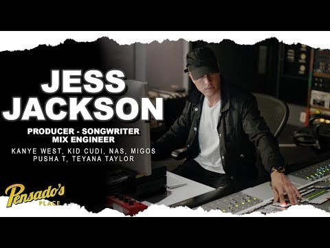 Producer / Songwriter / Engineer, Jess Jackson with Appearance by Mike Dean – Pensado's Place #437