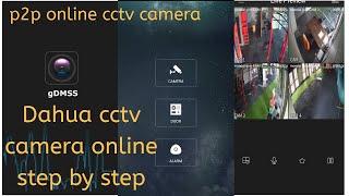 Gambar cover gdmsslite Configure || idmss/gdmss plus online settings || idmss lite || gdmss plus || dahuacctv