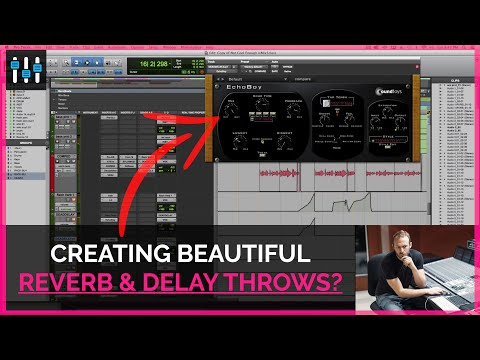 How to Create a Smooth Reverb and Delay Throw