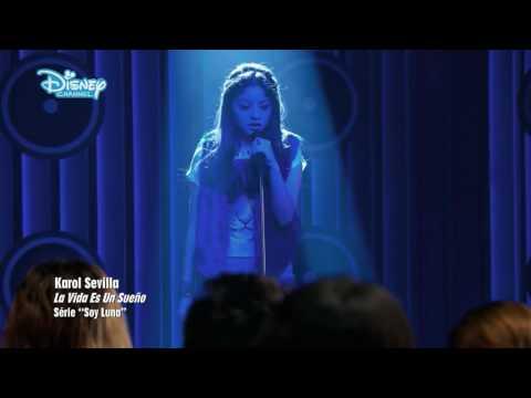 Soy luna 2 -luna chante La Vidas Es Sueno à l open