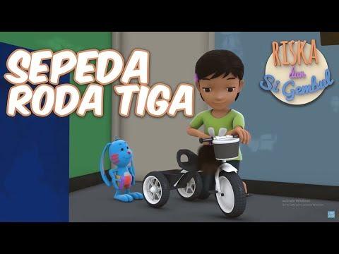 Riska Dan Si Gembul - Sepeda Roda Tiga