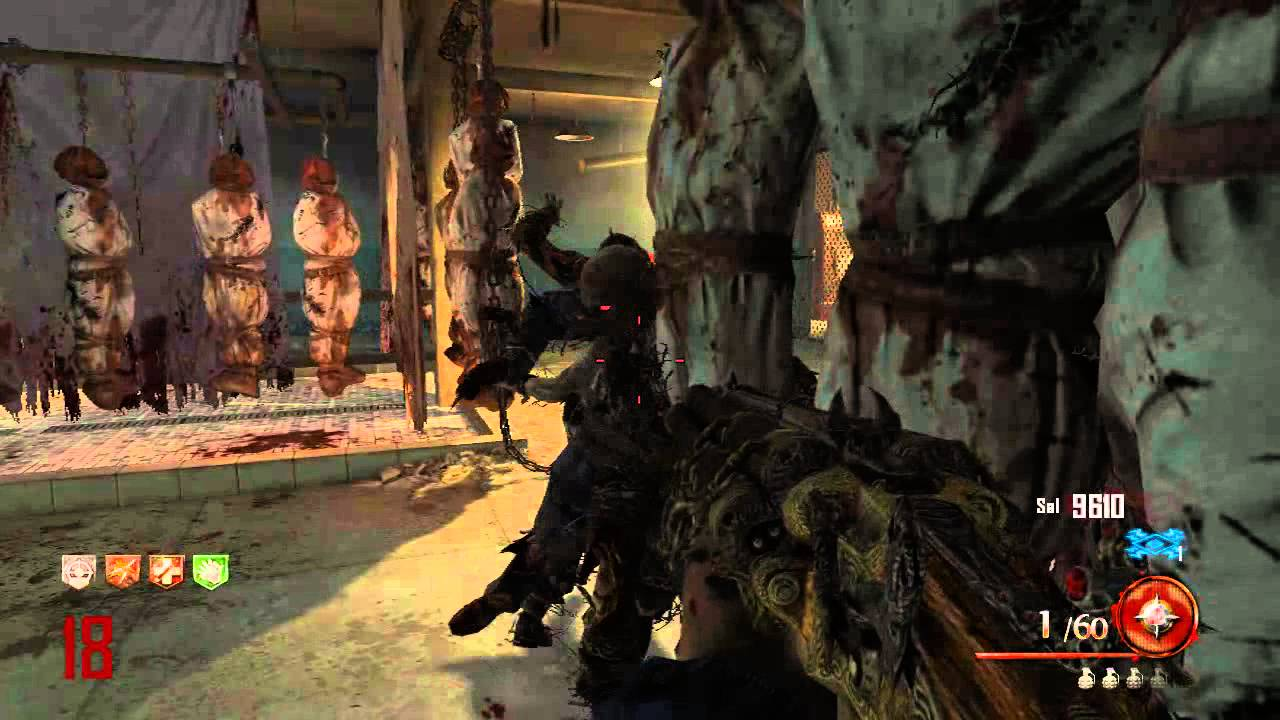 Showers mob of the dead zombie shield barrier glitch new - Mob of the dead pictures ...