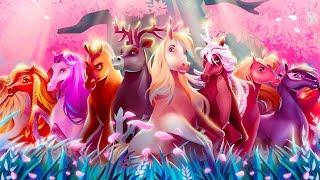 СИМУЛЯТОР МАЛЕНЬКОЙ ЛОШАДКИ #9 EverRun лошади-хранители в игровом мультике для детей #ПУРУМЧАТА