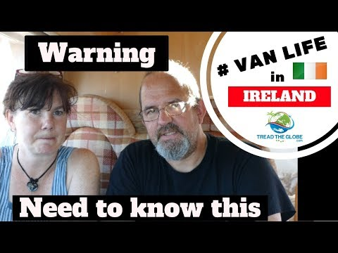 Is Vanlife In Ireland Friendly - The Harsh Truth
