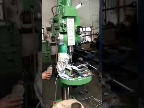 40mm pillar drill machine Makwana Engineering works