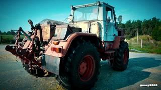 Maisernte Landwirtschaftsbetrieb Ressen-Lindchen