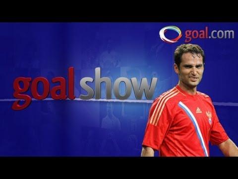 The Goal Show - Zenit seal Russian title, Neymar scores, Juve & Milan battle on - 30 April 2012