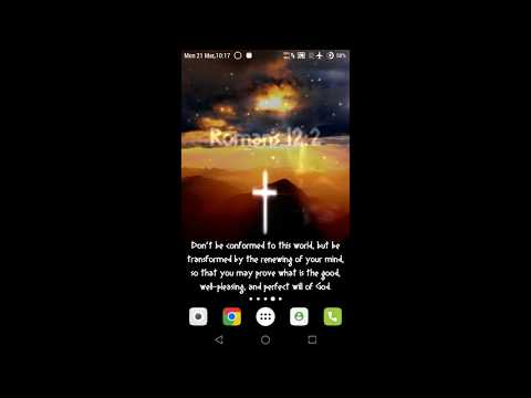 A Jesus Live Wallpaper Crafted With Love For All Christian Brothers Sisters Christ Our Savior God