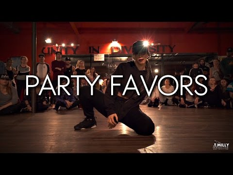 Tinashe - Party Favors - Choreography by @_TriciaMiranda | @Tinashe - Filmed by @TimMilgram