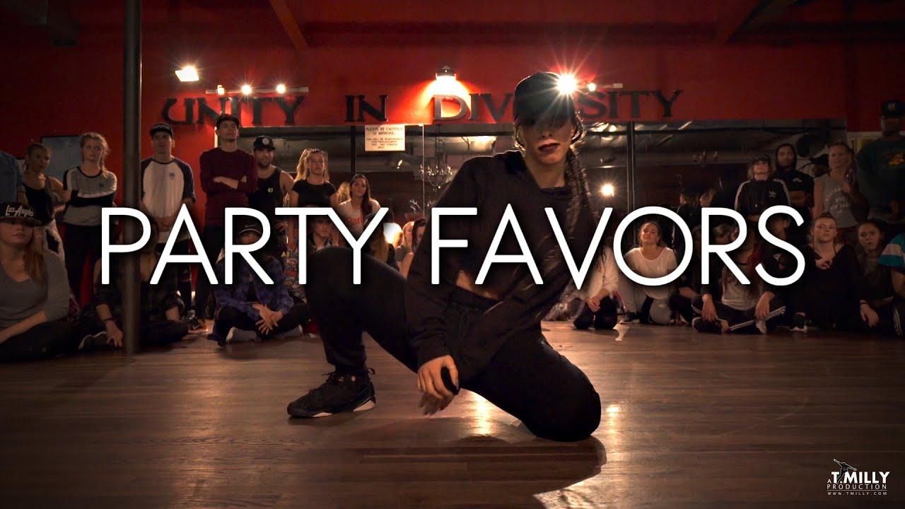 Tinashe - Party Favors - Choreography