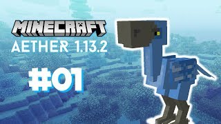 Minecraft Aether 1.4.7 : #1 - Information