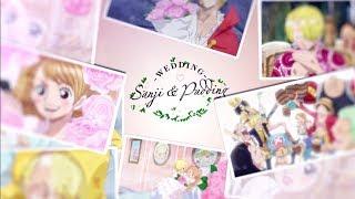 4/15(日)サンジ&プリン結婚!?「なれそめムービー」風番宣PV