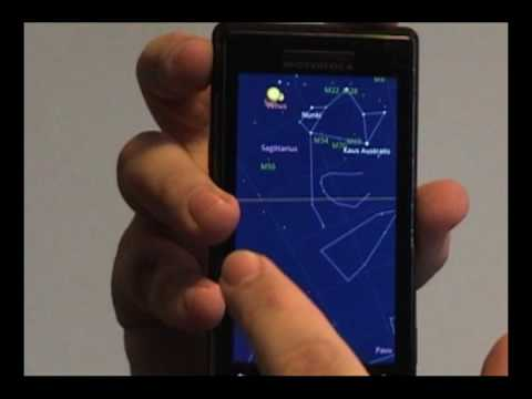 Google Sky Map Droid App Review