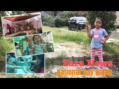 Zara News | National Day Oman | Liburan penuh Aktivitas dan Kreatifitas Anak Anak di Oman