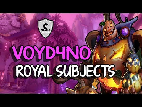 VOYD4NO Bomb King Competitive L ROYAL SUBJECTS / 41 Kills