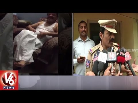 Police Files Complaint Against MLC Farooq Hussain For Abusing NRI Woman | V6 News