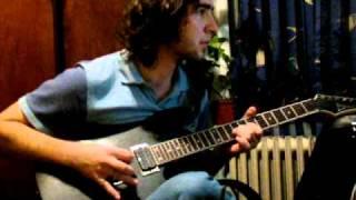 Tiamat - Phantasma de luxe Solo [ Guitar Cover ]