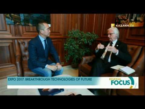 EXPO 2017: BREAKTHROUGH TECHNOLOGIES OF FUTURE