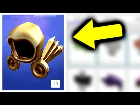 He hacked a free ROBLOX dominus... (here's how)