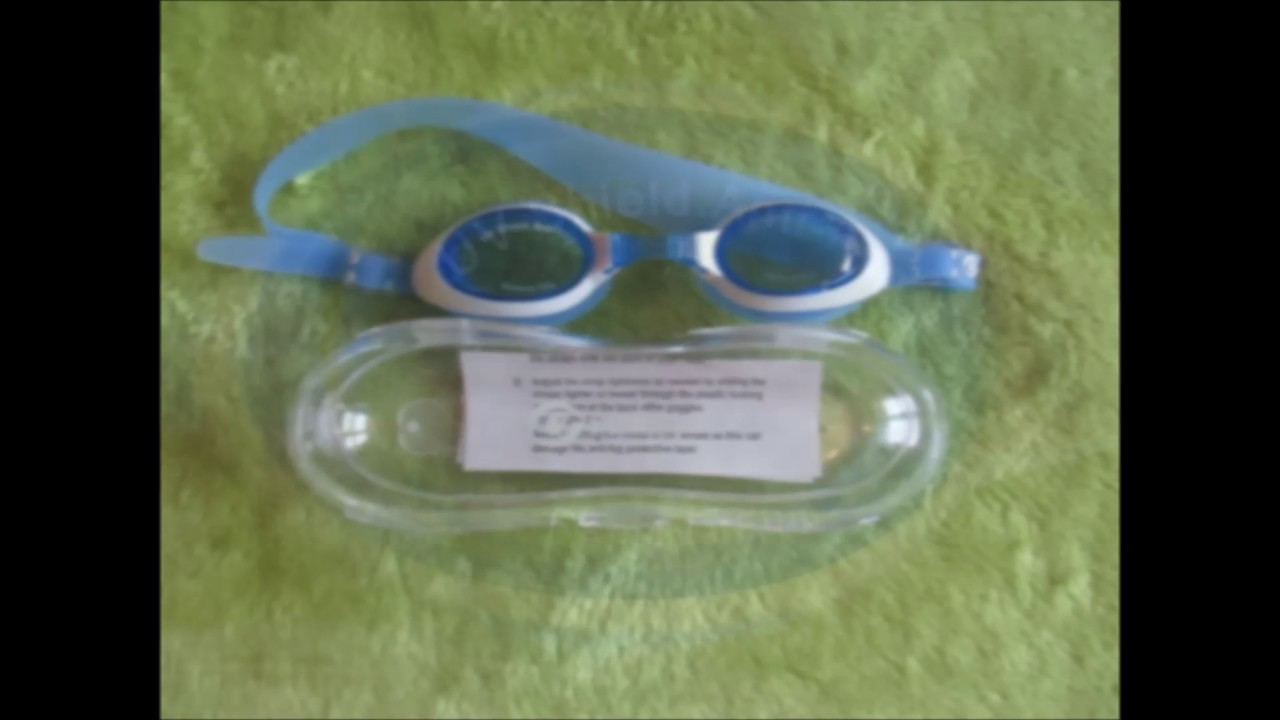 d6873f36cc0 i-swim Pro Kids Swimming Goggles and Swim Cap - YouTube